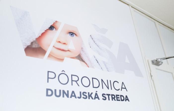 Újra lehet apás szülés Dunaszerdahelyen