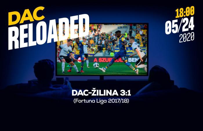 Újratöltve! Itt tudod visszanézni a 2018-as DAC-Zsolna (3:1) mérkőzést