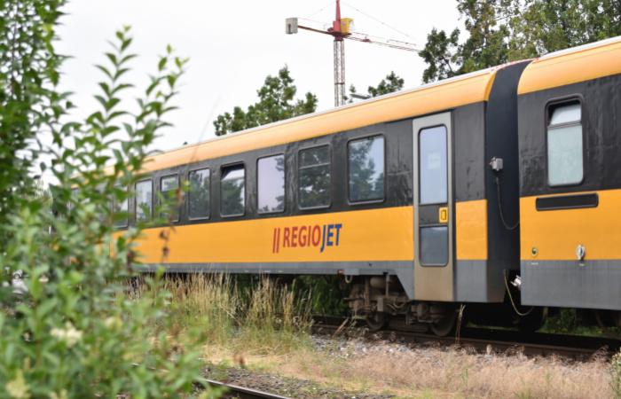 Ideiglenes menetrendet tervez a RegioJet