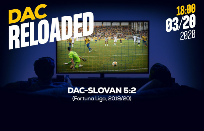 Újratöltve! DAC-Slovan (5:2)