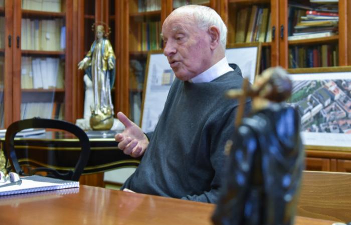 Kozma Imre atya kortársait is önkéntes karanténba vonulásra biztatja