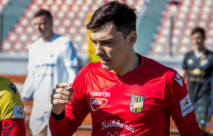 Martin Jedlička hatodik az Év tehetsége szavazásán
