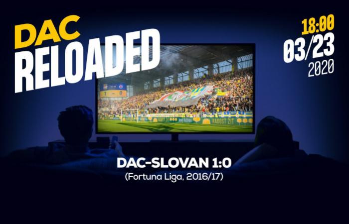 Újratöltve! Itt tudod visszanézni a DAC-Slovan (1:0) mérkőzést