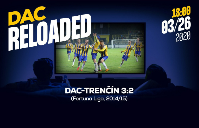 Újratöltve! Itt tudod visszanézni a 2014-es DAC-Trencsén (3:2) mérkőzést