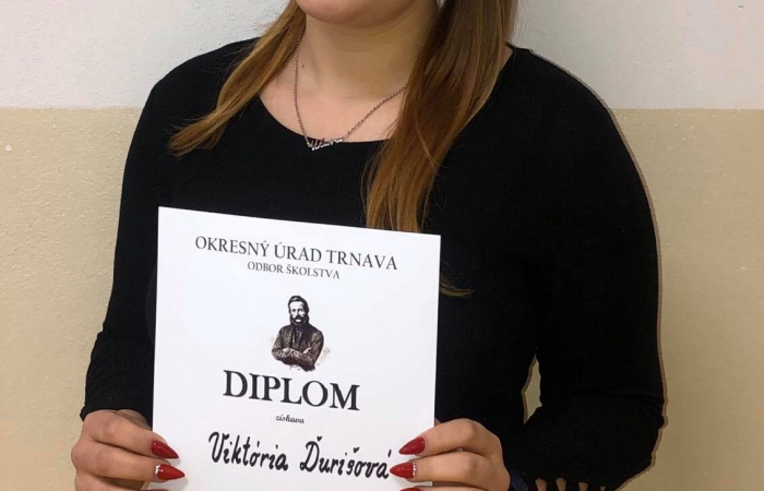 Siker a szlovák nyelvi versenyen