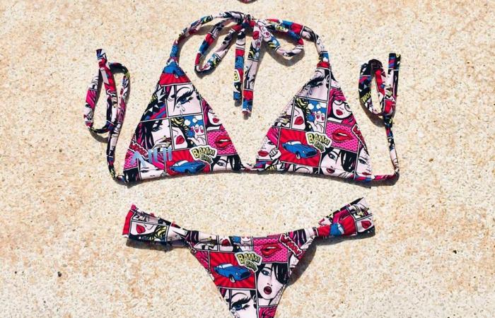 Idén nyáron a trikini hódít