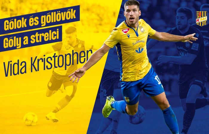 A legkedvesebb DAC-gólom: Vida Kristopher