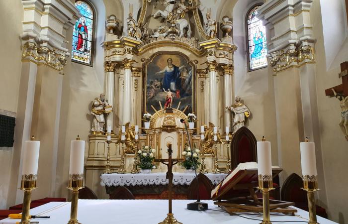 Mától látogathatóak a szentmisék – korlátozott létszámban