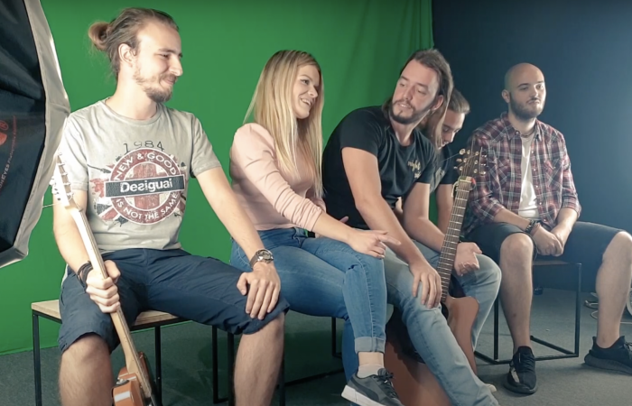 Dunaszerdahelyi fiatalok - Bemutatjuk a Night Ride zenekart