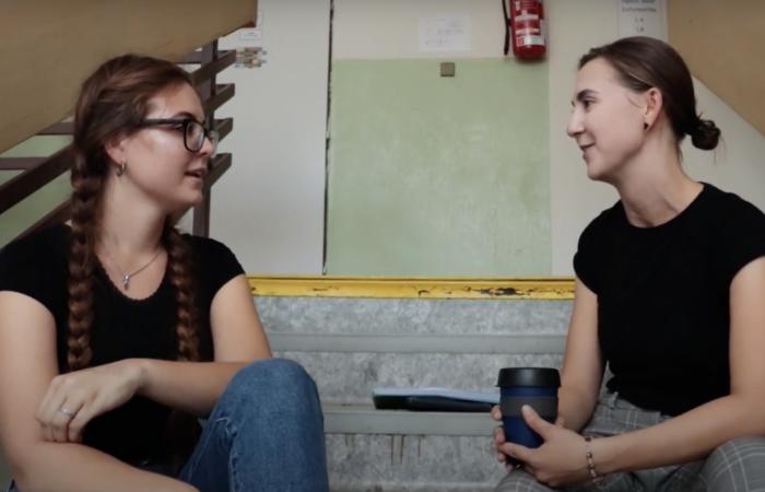 Dunaszerdahelyi fiatalok - A sikeres diák