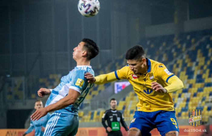 Videó: DAC 1904 - Slovan 1:1 (1:1)