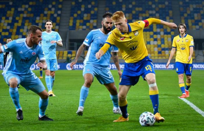Beszámoló: DAC-Slovan 1:1 (1:1)