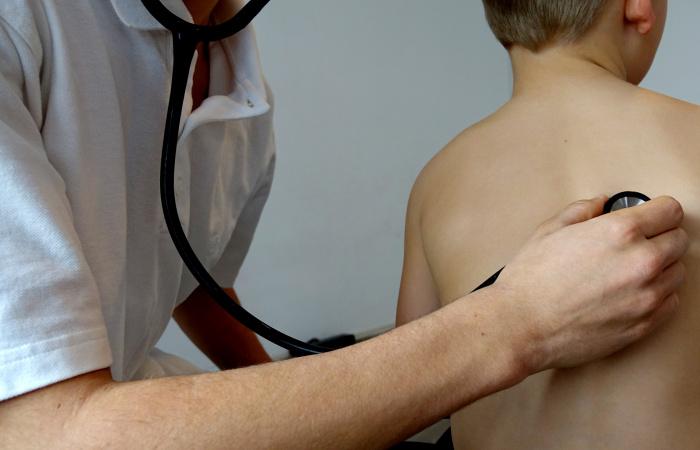 A gyermekek orvosi ellátása biztosított