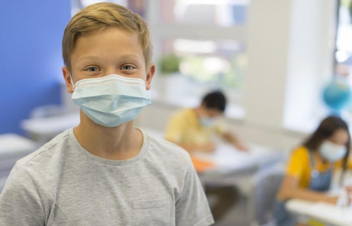Matovič: A szülők magyarázzák el gyermekeiknek, hogy szájmaszkot kell hordaniuk