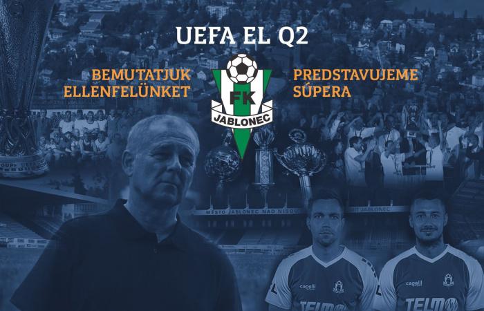 Bemutatjuk az Európa-ligás ellenfelünket: FK Jablonec