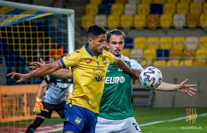 Videó: DAC 1904 - FK Jablonec 5:3 (3:3, 1:1)