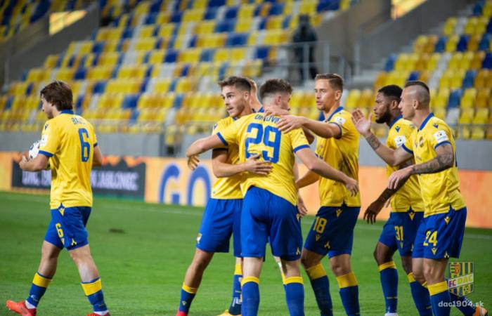 A DAC gólszerzői az európai kupaporondon: már Divković is háromgólos
