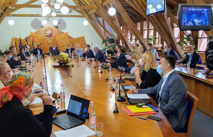 Ülésezett Dunaszerdahely képviselő-testülete