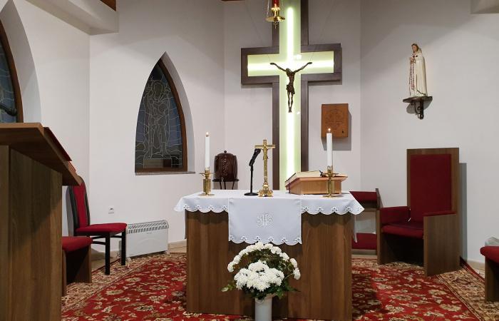 Online szentmise nagyböjt 1. vasárnapján