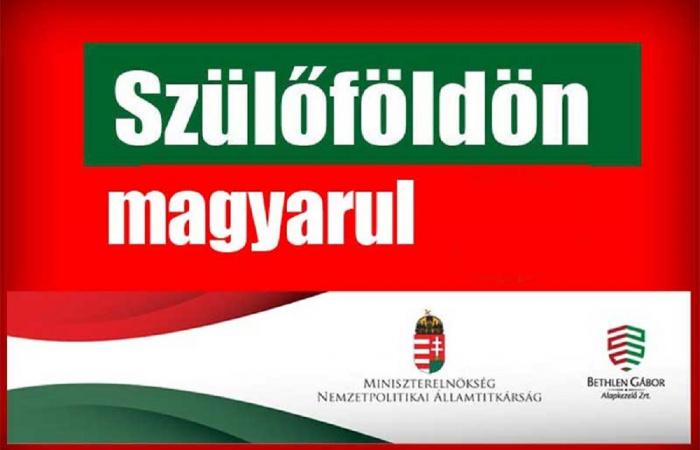 Szülőföldön magyarul – január 19-étől utalják a támogatást