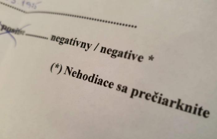 Hol kell és hol nem keddtől a negatív koronavírus-teszt?