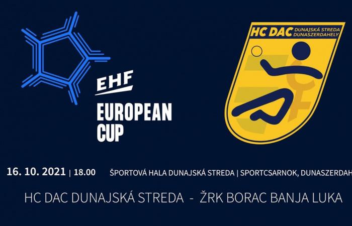 Élőben a HC DAC vs. ŽRK Borac Banja Luka!