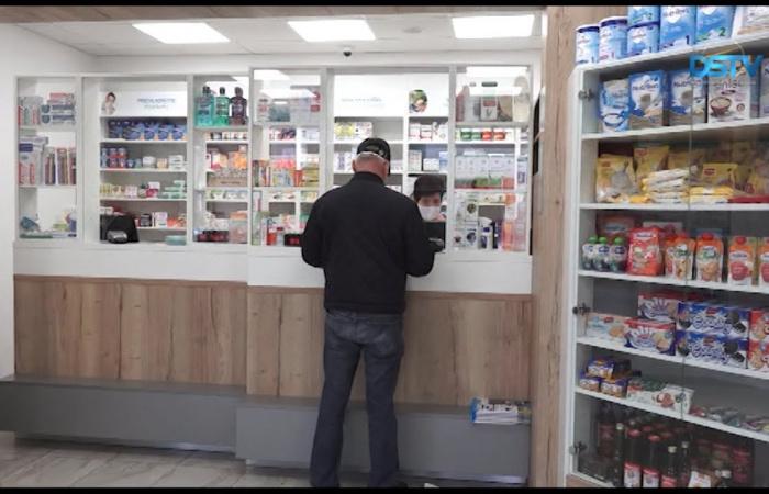 Embedded thumbnail for A járvány hatásai az orvosi rendelők és a gyógyszertárak működésére