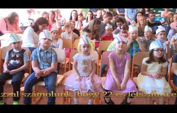 Embedded thumbnail for Városunk két szlovák alapiskolájában is várják az elsősöket