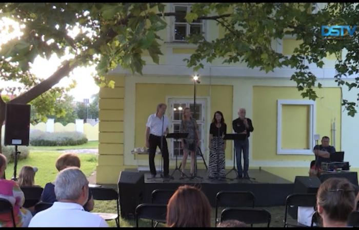 Embedded thumbnail for A Four Art Singers és a Fortissimo is nyár végi koncertet adott