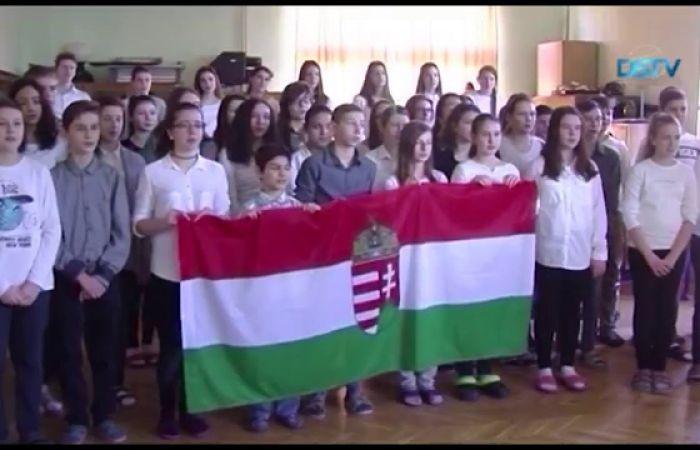 Embedded thumbnail for Méltó módon ünnepelték a magyar kultúrát
