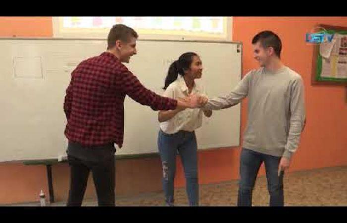 Embedded thumbnail for Két gimnáziumban is fókuszban a külföldi diákok és a más országok