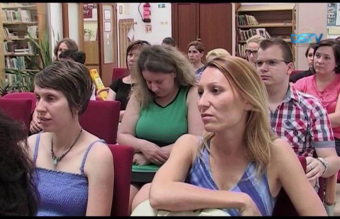Embedded thumbnail for A hiperaktivitás volt az előadások témája
