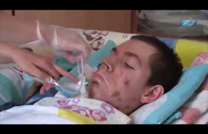 Embedded thumbnail for Maximális jótékonysági futás egy beteg fiúért