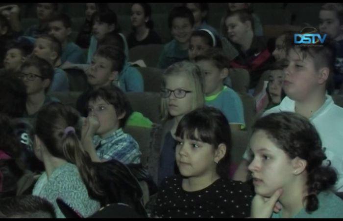 Embedded thumbnail for A környezetvédelmi filmfesztivált Dunaszerdahelyen is megtartották