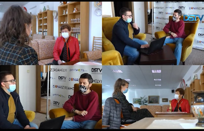 Embedded thumbnail for Hogyan élik meg a járvány miatti korlátozásokat a fiatalok és a szépkorúak?