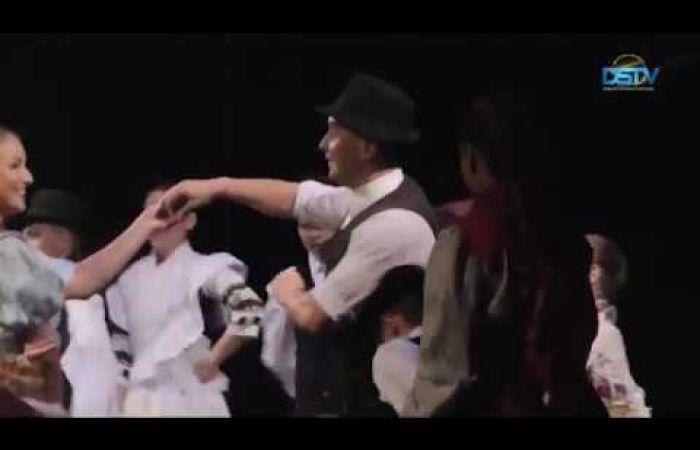 Embedded thumbnail for A táncműhelyhez tartozó csoportok bemutatták éves munkájuk eredményét