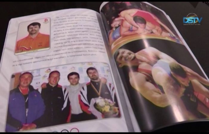 Embedded thumbnail for Könyvbemutatók a helytörténet és a sporttörténet jegyében