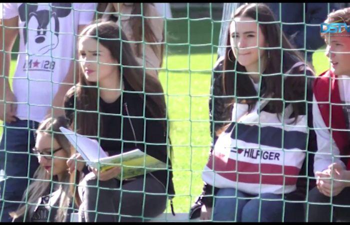 Embedded thumbnail for A magyar identitást erősíti a felvidéki diákolimpia