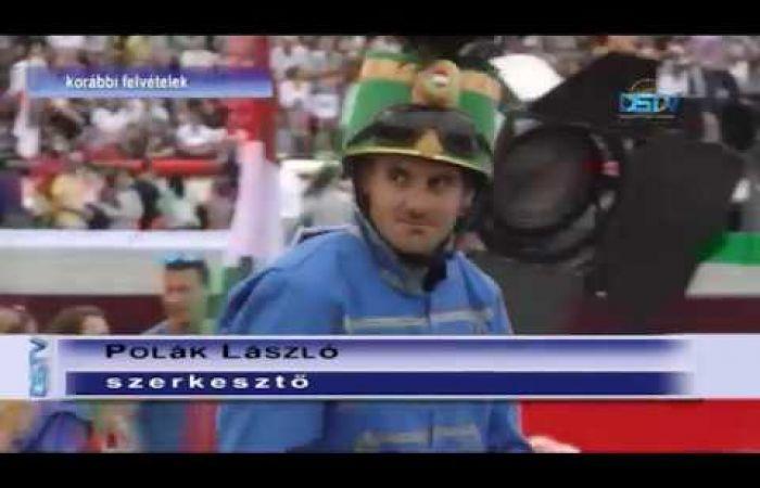 Embedded thumbnail for Az ingyenes busznak is köszönhetően sokan szurkolhatnak a dunaszerdahelyi lovasnak Budapesten
