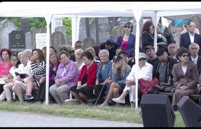 Embedded thumbnail for Fáklyagyújtással és imával emlékeztek a szomorú történésekre