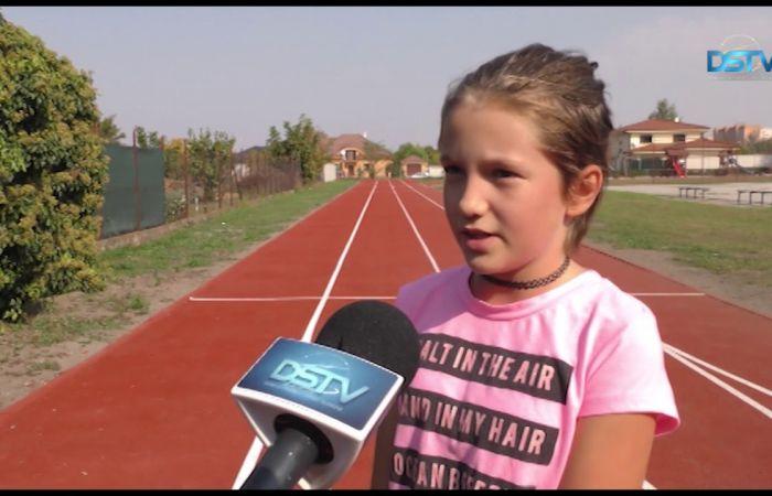 Embedded thumbnail for Az új futópályákat az iskolások mellett a város nyilvánossága is használja