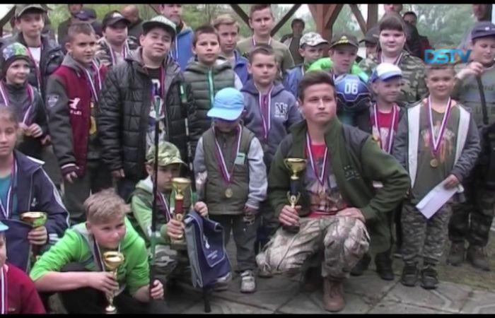 Embedded thumbnail for Több mint ötven résztvevője volt a horgászversenynek