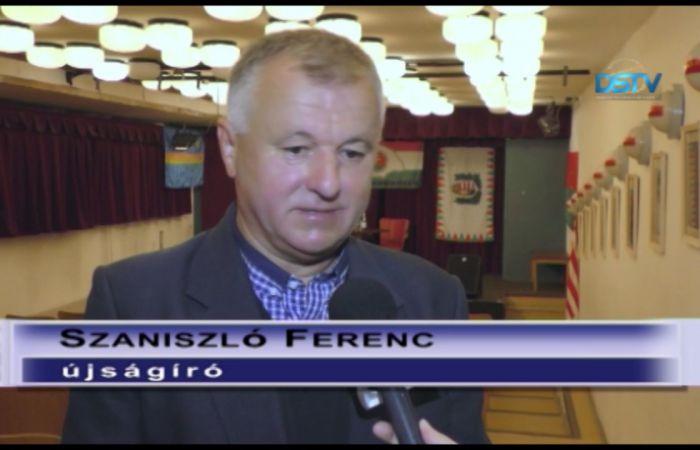Embedded thumbnail for A magyarság sorskérdéseivel foglalkozott Szaniszló Ferenc