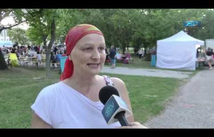Embedded thumbnail for A nyári napfordulót ünnepelték a rendezvény résztvevői