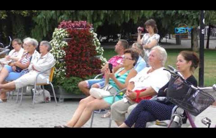 Embedded thumbnail for Dunaszerdahelyi Nyár a könnyűzene jegyében