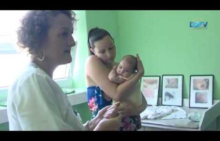 Embedded thumbnail for Nagy érdeklődés kísérte a szoptatási tanácsadó napot a kórházban