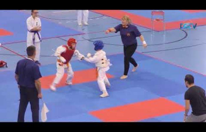Embedded thumbnail for Karateverseny az emlékezés és a hazai sikerek jegyében
