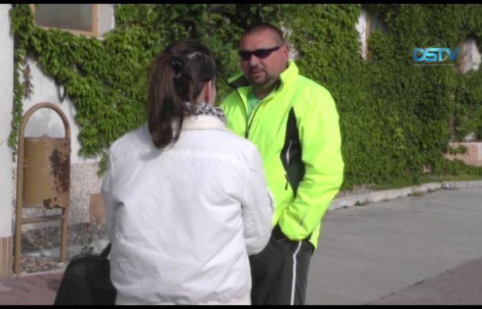 Embedded thumbnail for Városunkban is sokan kerékpároznak munkába
