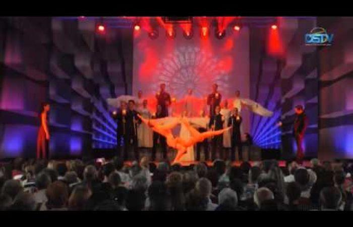 Embedded thumbnail for A Szent György-napok rendezvénysorozat színes szórakoztató műsort is kínált