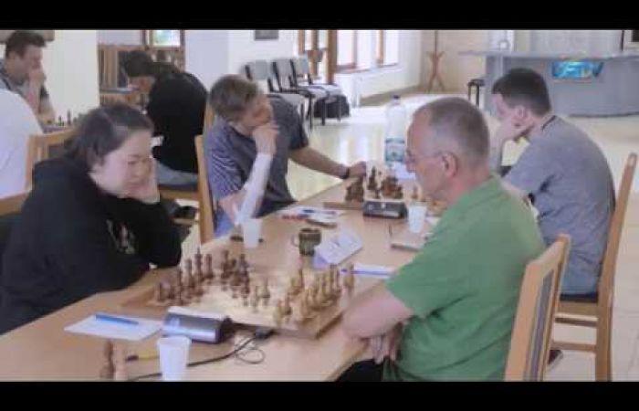Embedded thumbnail for Mongol győzelmet hozott a sakktorna